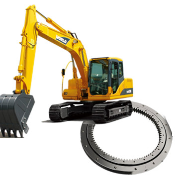 CASE Excavator Swing Ring